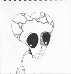 Brainy Alien